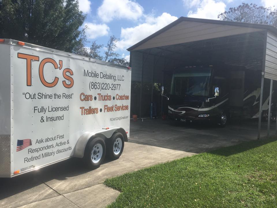 TC's Mobile Detailing – Top Notch Detailing Services in Central Florida